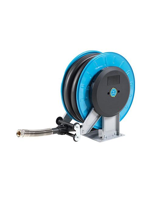 bluequip spring retractable hose reels