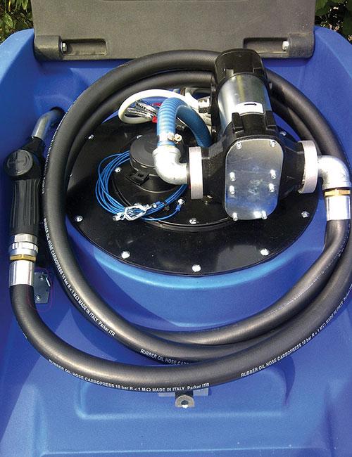 fuelgear polycube high flow pump kits