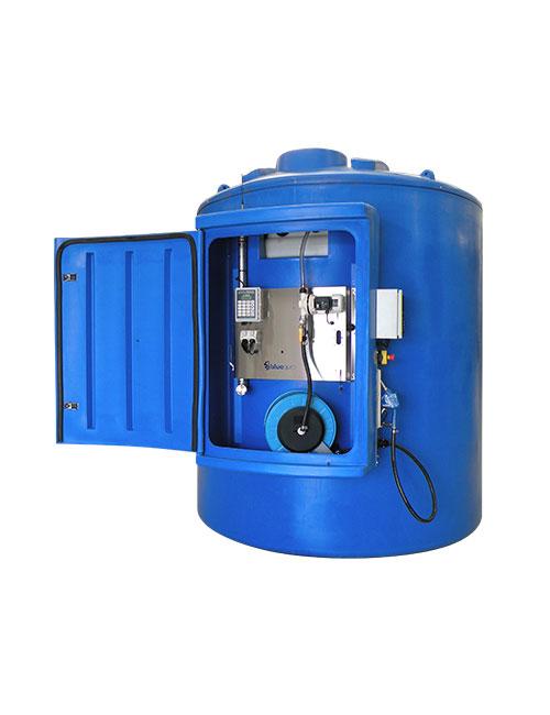 fuelgear bluequip bluemaster self bunded adblue tank