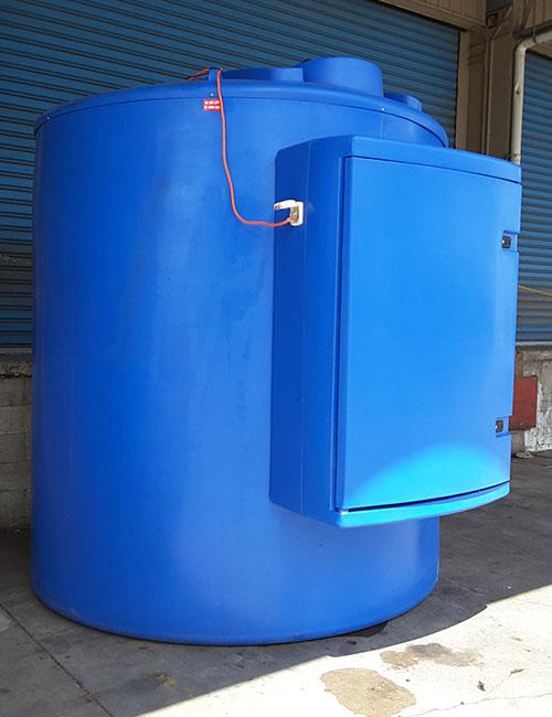 fuelgear bluequip bluemaster self bunded adblue tanks System