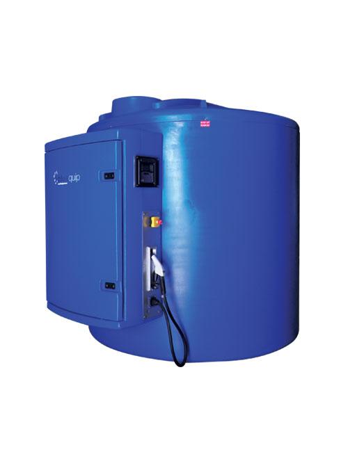 fuelgear bluequip bluemaster self bunded adblue tanks