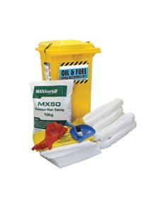 fuelgear spill kit standard 120l