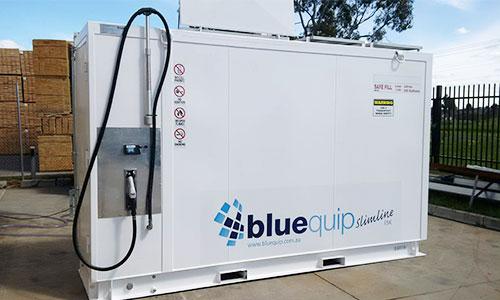 adblue slimline storage tank