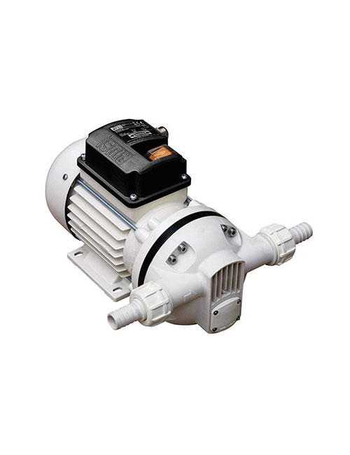 fuelgear bluequip 240v electric transfer pump