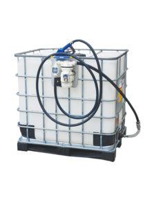 fuelgear bluequip pro 240V adblue kit