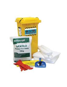 fuelgear spill kit budget 120l