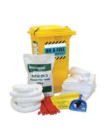 fuelgear spill kit budget 240l