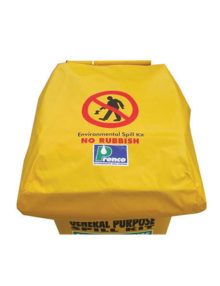 spill kit security cover