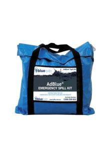 fuelgear bluequip adblue spill containment bag kit