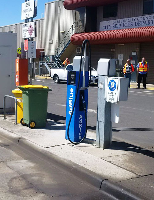 bluequip adblue dispenser