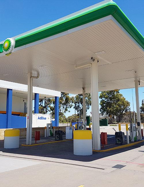 fuelgear slimline adblue tanks