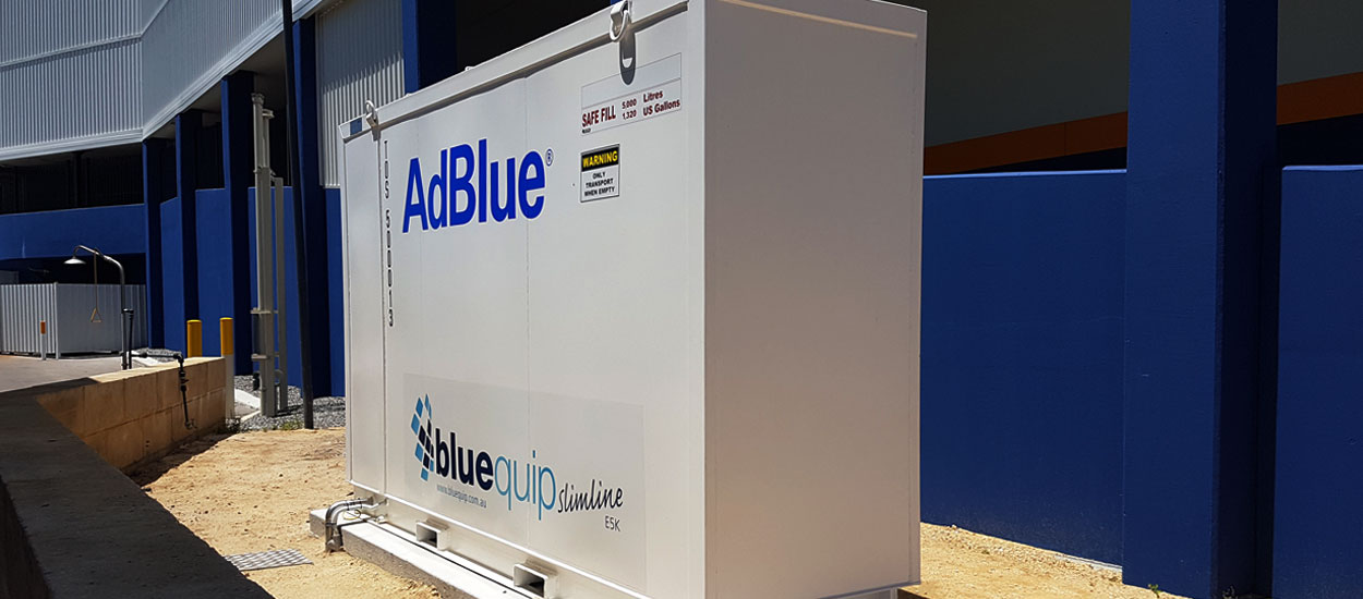 bluequip adblue storage