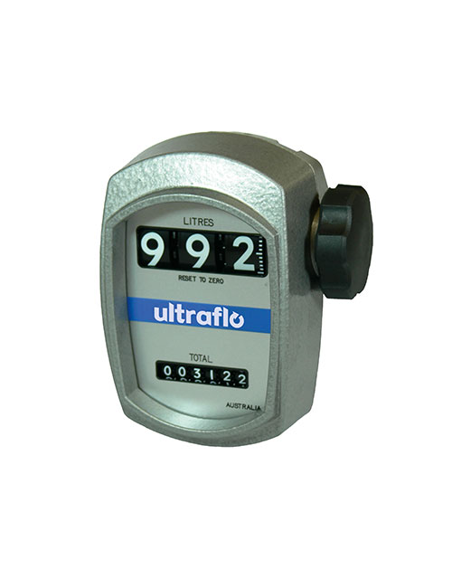 high accuracy industrial meters mechanical register