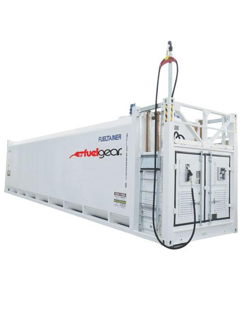 fuelgear fueltainer self bunded bulk diesel fuel storage tank