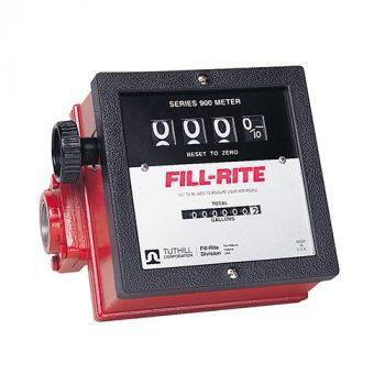 Fill-Rite 900 Series Mechanical Flow Meter
