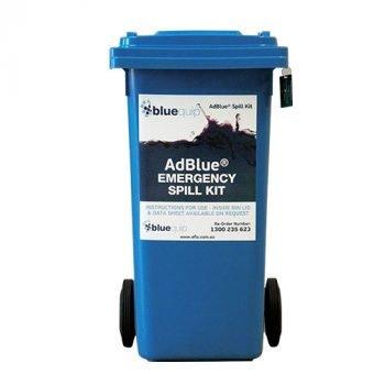 BLUEQUIP AdBlue® 120L Wheelie Bin Spill Kit