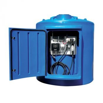 BLUEQUIP BlueMaster Self Bunded AdBlue® Tanks