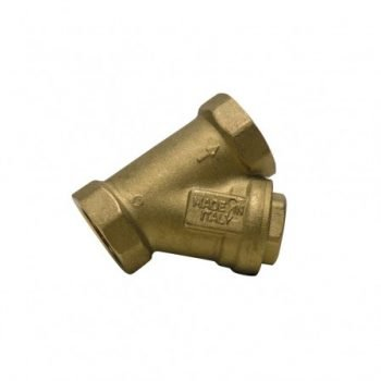 Inline Y Strainers