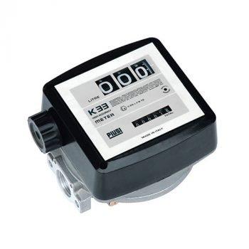 PIUSI Unleaded Mechanical & Digital Flow Meters