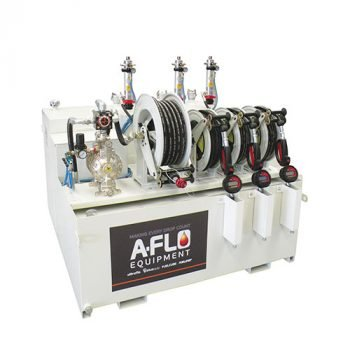 LUBE SKID LS30 On-site Oil Service Module