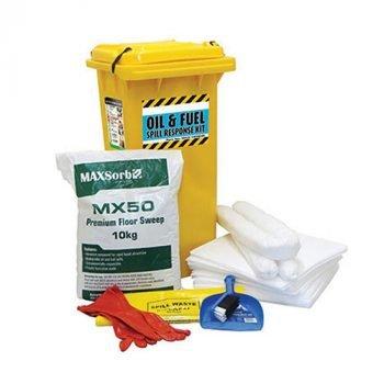 120 Litre Budget General Purpose Spill Kit