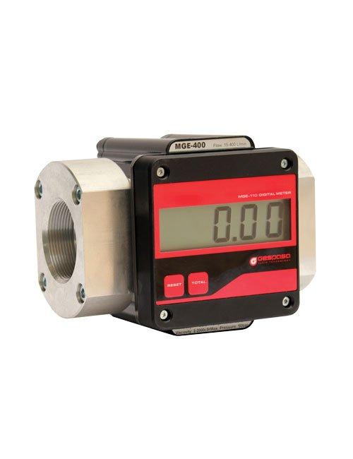 """MGE-250 1"""" Digital Flow Meter"""
