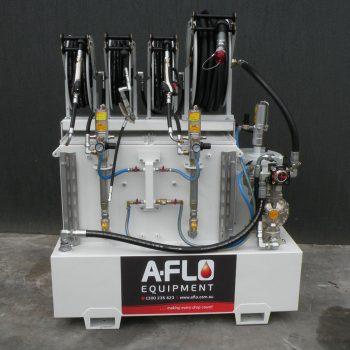 LUBE SKID LS10 On-site Oil Service Module