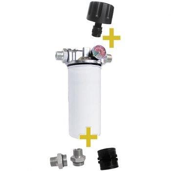 ULTRAFLO Bulk Fuel Tank Filtration Kit | Fuel Tank Fuel Filter Kit