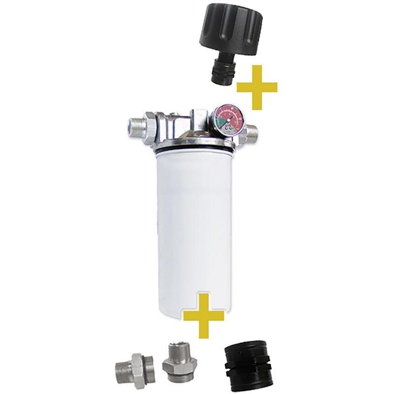 ULTRAFLO Bulk Fuel Tank Filtration Kit