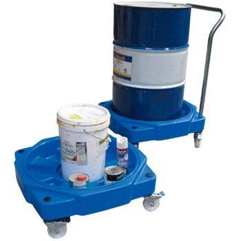 Spill Containment Bunding