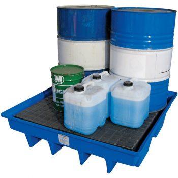ULTRAFLO 205L Drum Spill Pallets