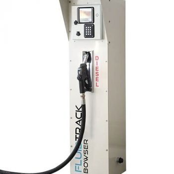 Fluidtrack Fuel Management Bowser