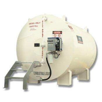 Farm Refuellers Single Skin Diesel Fuel Tanks