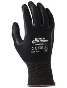 Black Night Multi-Purpose Gloves