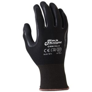Black Night Multi-Purpose Gloves