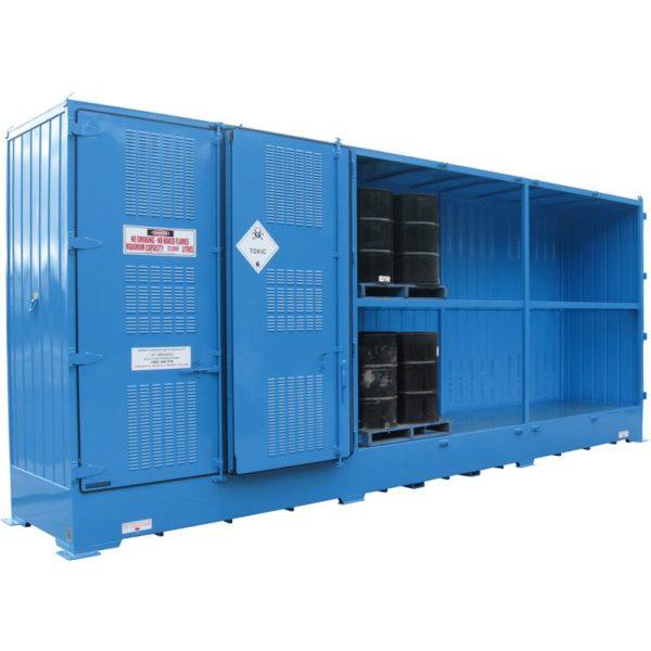 Outdoor Relocatable Dangerous Goods Storage