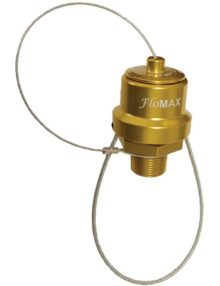 "Flomax Series 3/4"" Connectors Gold"