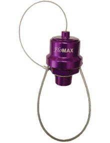 "Flomax Series 3/4"" Connectors Violet"