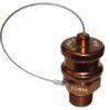 """Flomax Series 3/4"""" Connectors Copper"""