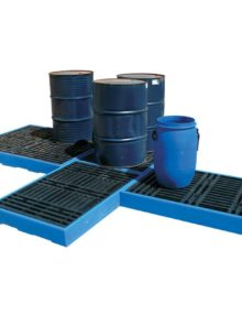 Low Profile Spill Pallets