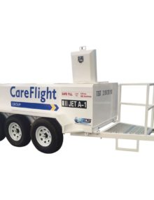 Aviation Self Bunded Avgas Trailer